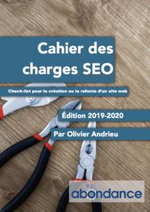 Cahier des Charges SEO. Guide Abondance