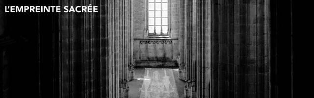 L'Empreinte sacrée : un thriller qui vous fait voyager du linge d'Édesse au Saint-Suaire de Turin